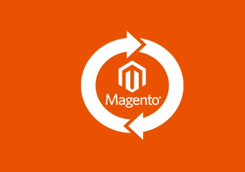 Обновление Magento